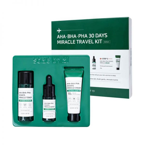 Aha-Bha-Pha 30 Days Miracle Travel Kit