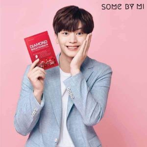 Diomond Brightening Sheet Mask