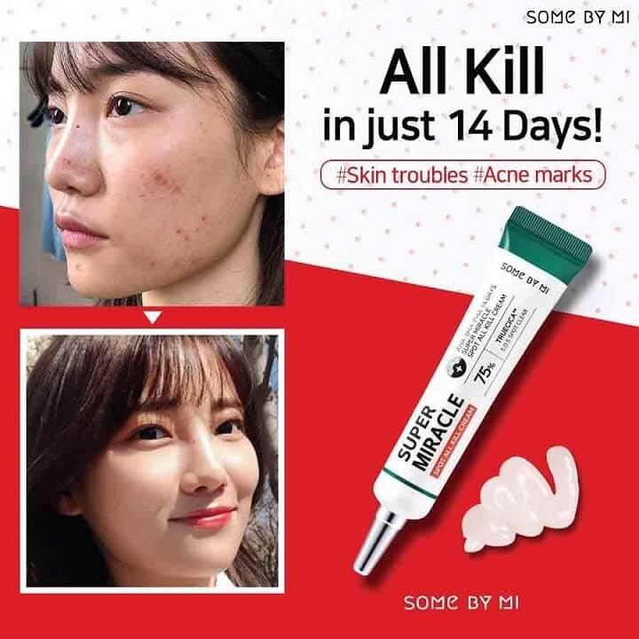 Some By Mi Super Miracle Spot All Kill Cream
