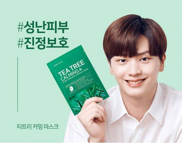 mặt nạ Tea Tree Calming Sheet Mask